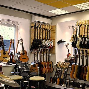 Музыкальные магазины Протвино