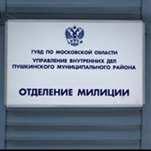 Отделения полиции Протвино