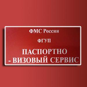 Паспортно-визовые службы Протвино