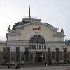 Железнодорожные вокзалы в Протвино