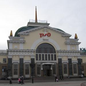 Железнодорожные вокзалы Протвино